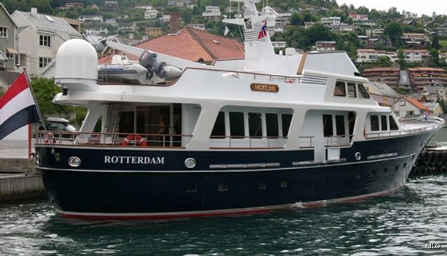 Nickeline Charter Yacht - 2