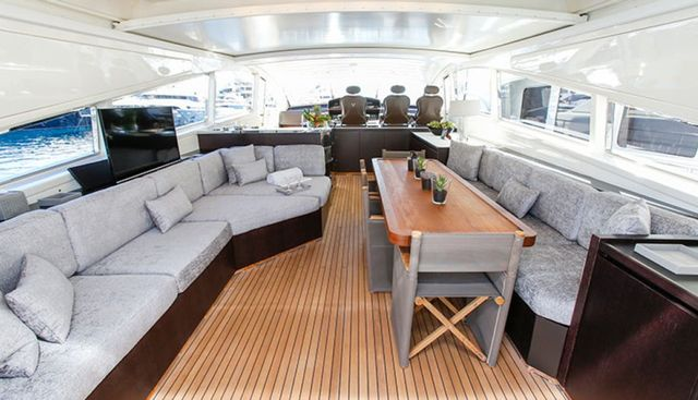 The Office Charter Yacht - 6
