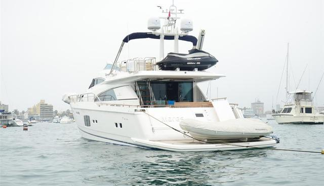 Mares Charter Yacht - 2