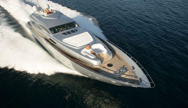 Spirit of Brazil VIII Charter Yacht