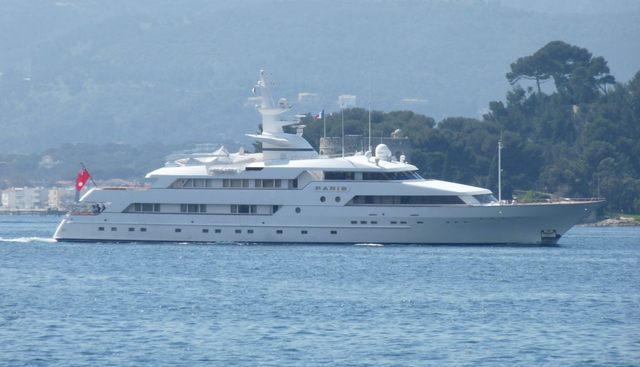 Paris Charter Yacht - 4