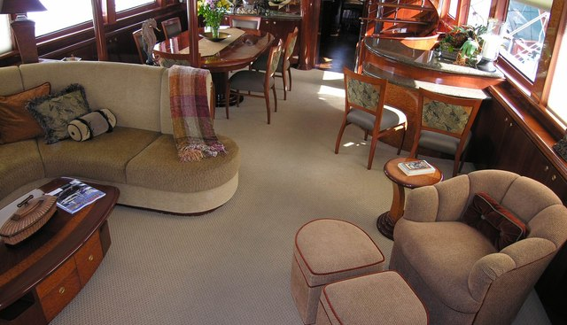 Lady Brittany Charter Yacht - 4