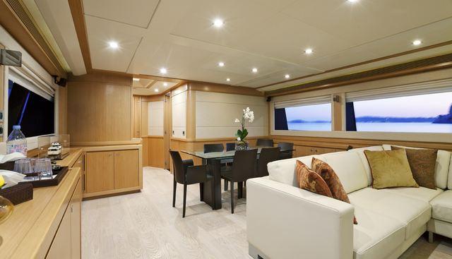 La Pausa Charter Yacht - 8