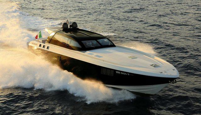 Mystere Charter Yacht