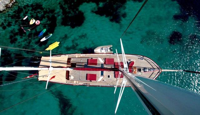 Clarissa Charter Yacht - 3