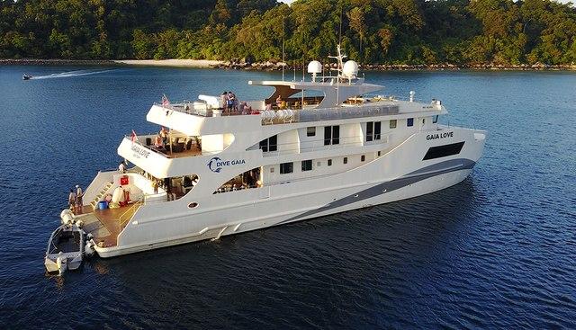 Gaia Love Charter Yacht - 8