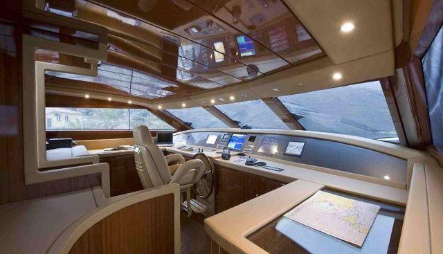 Sky Khan Charter Yacht - 8