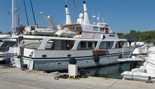 Mileanna K Charter Yacht - 2