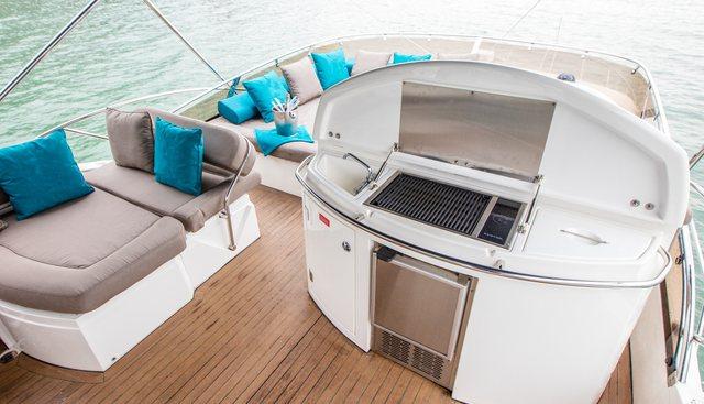 Infinity Eight Charter Yacht - 4