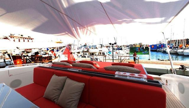 Soleluna Charter Yacht - 3