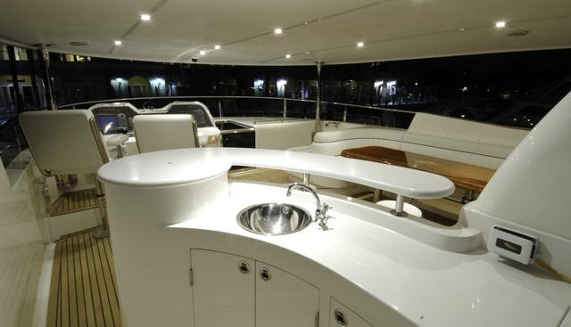 Southern Belle Charter Yacht - 4