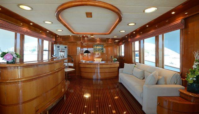 Camellia  Charter Yacht - 6