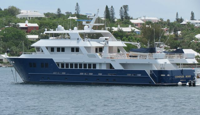 Compass Rose Charter Yacht - 2