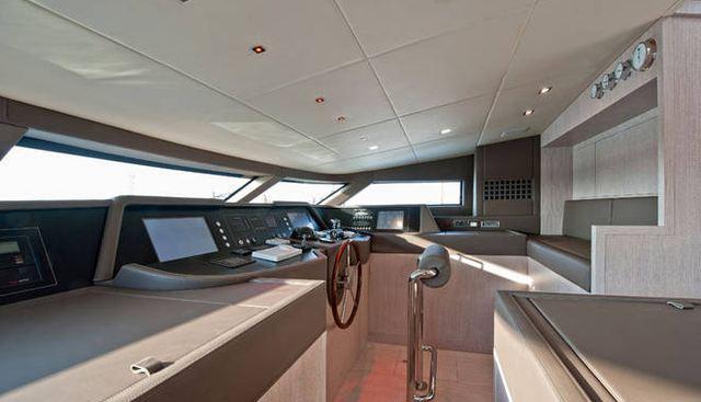 Serenity IV Charter Yacht - 8