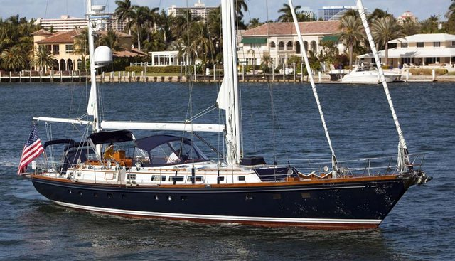 Hermie Louise Charter Yacht