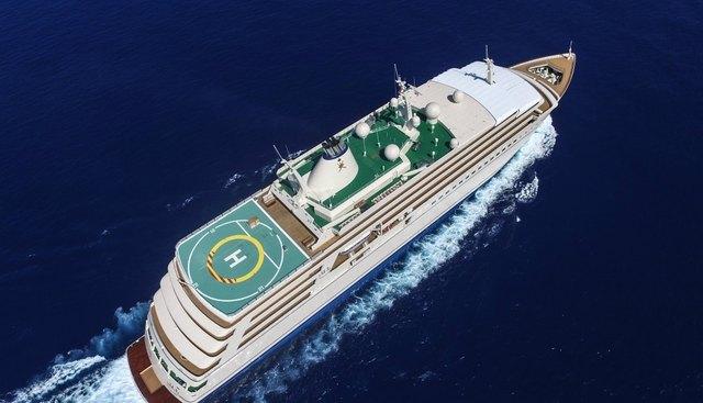 Fulk Al Salamah Charter Yacht - 3