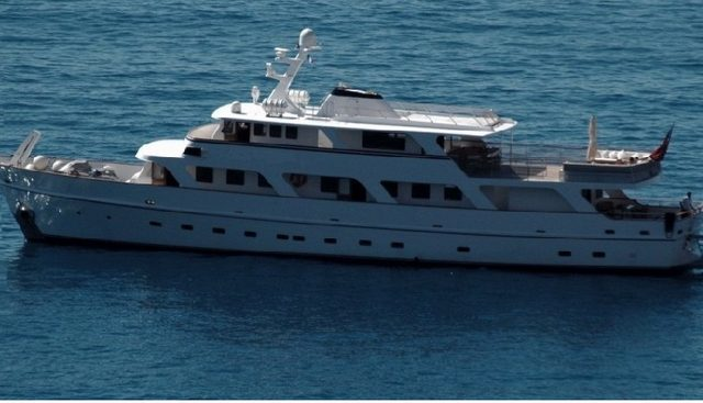 Antares of Britain Charter Yacht