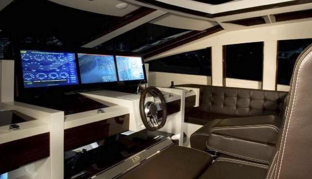 LSX 92 Charter Yacht - 5