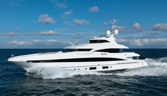 MySky Charter Yacht