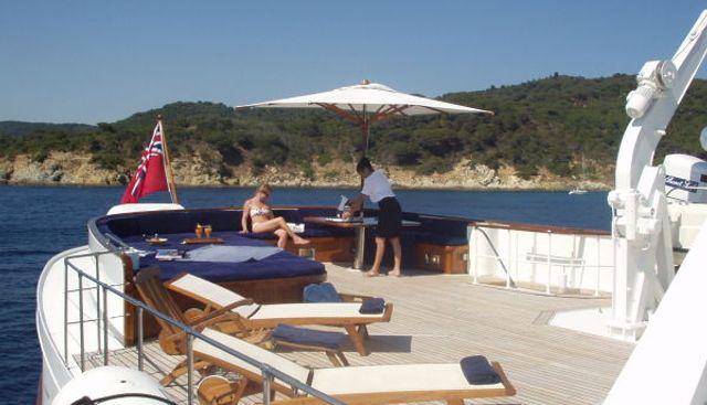 Secret Life Charter Yacht - 2