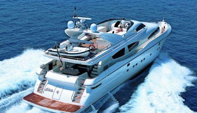 Ex Ipanemas Charter Yacht - 5