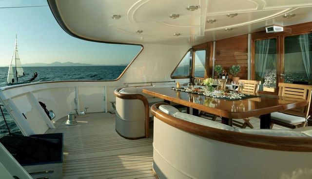 Something Cool Charter Yacht - 4