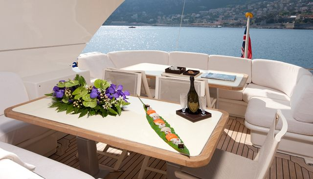 La Mascarade Charter Yacht - 8