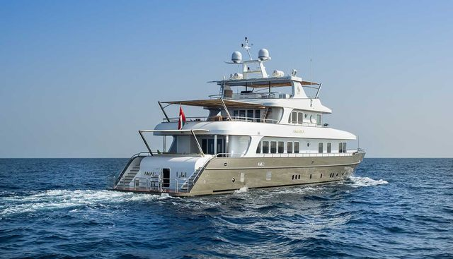 Amara Charter Yacht - 3