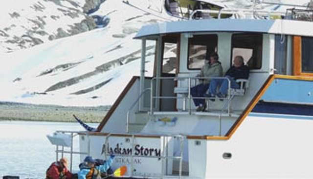 Alaskan Story Charter Yacht - 5