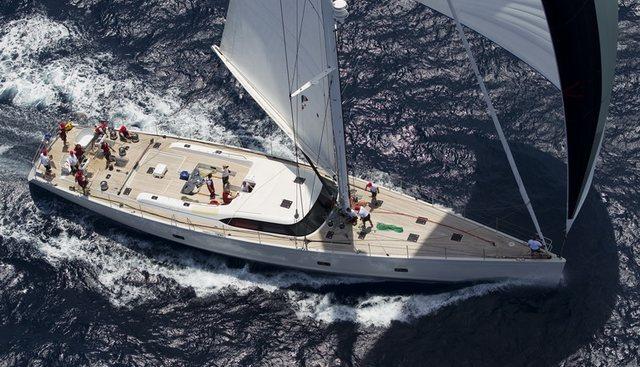 Padma II Charter Yacht