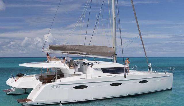 Aoibh Charter Yacht