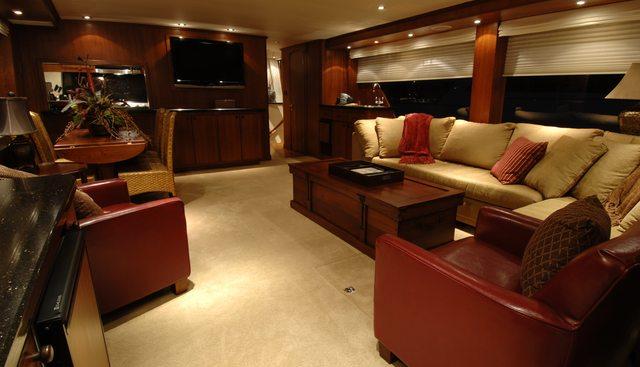 Lady O Charter Yacht - 4