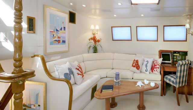 Caldera Charter Yacht - 5