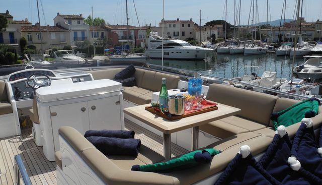 Dream Princess Charter Yacht - 5