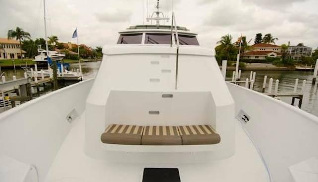 Wrigley Charter Yacht - 3