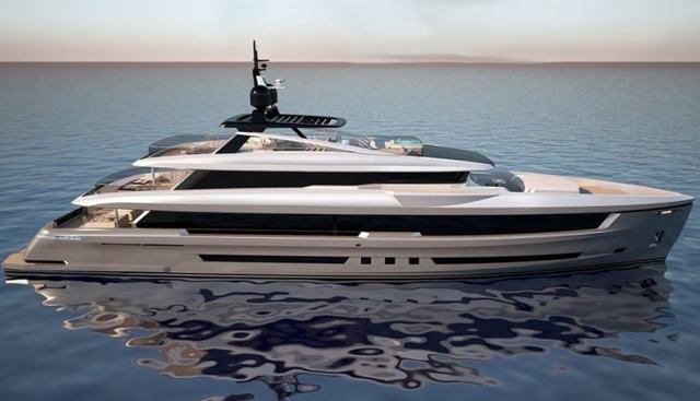 Tatiana V Charter Yacht