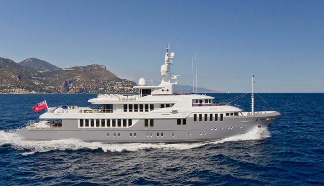 Bella 2 Charter Yacht