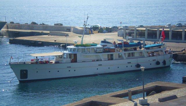 Midnight Sun of St Peter Port Charter Yacht - 4