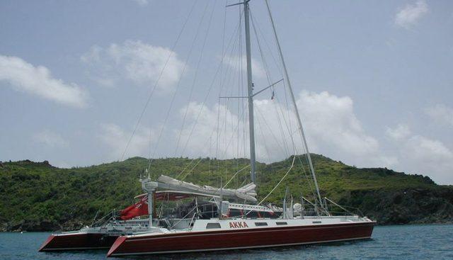 Akka Charter Yacht