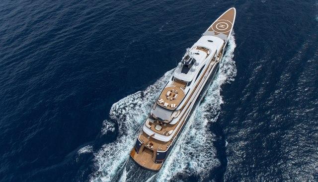 Lady Gulya Charter Yacht - 3