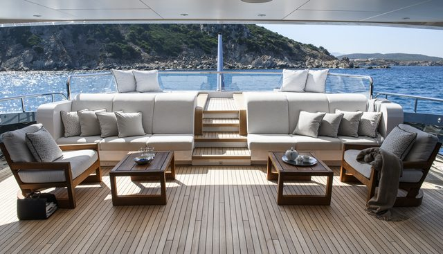 Irisha Charter Yacht - 3