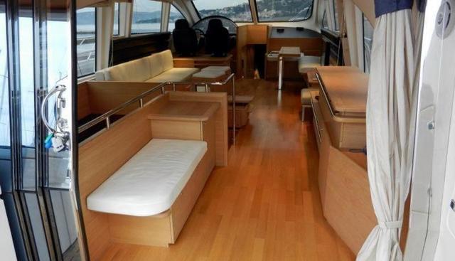 Regis Charter Yacht - 5