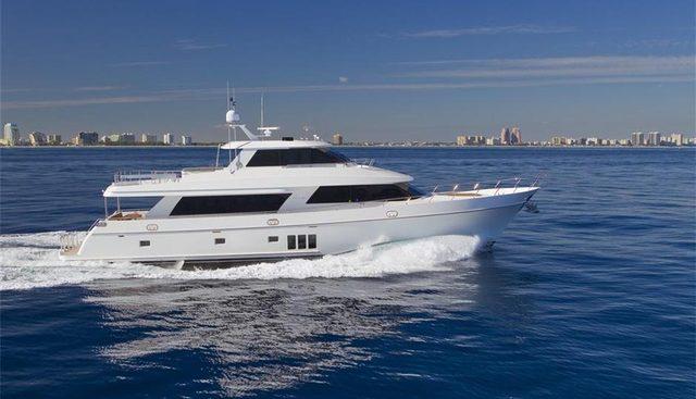 Suraboza Charter Yacht