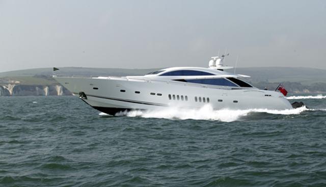 Diablo Blanco Charter Yacht