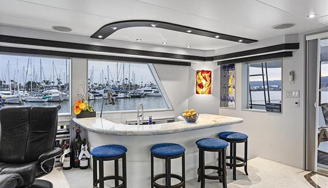 Three Blessings Charter Yacht - 8