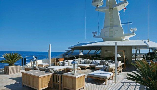 Azteca Charter Yacht - 3