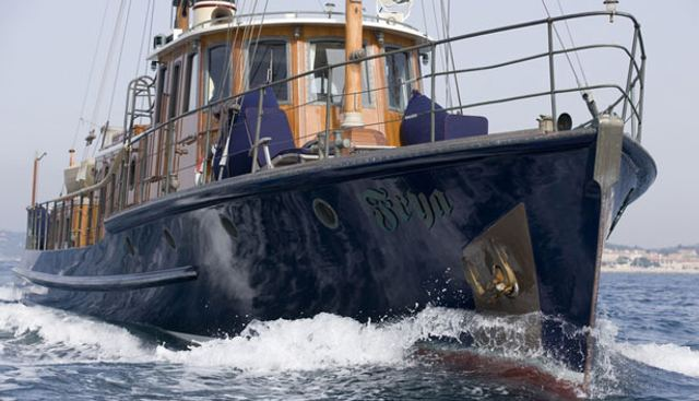 Frya Charter Yacht - 2