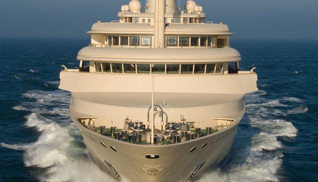 Al Said Charter Yacht - 2
