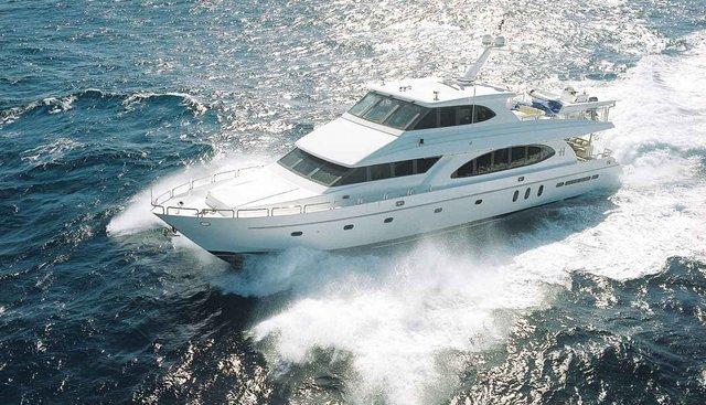 Ajilati Charter Yacht