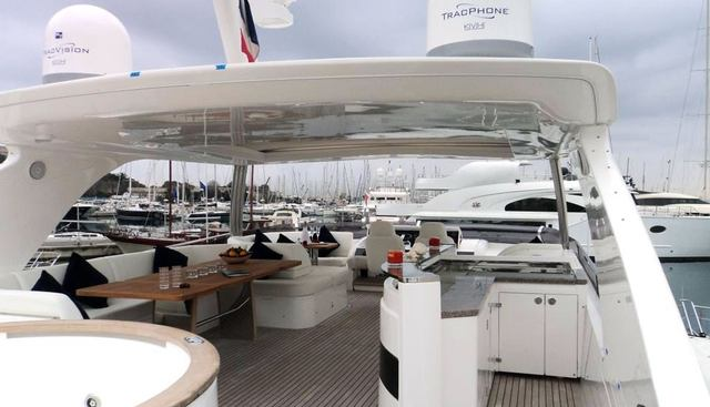 Office Charter Yacht - 3